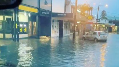 Na bosbranden in Australië: nu wolkbreuken, overstromingen en tropische cycloon