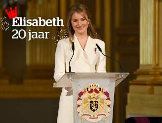 IN BEELD. Prinses Elisabeth viert 20ste verjaardag: deze unieke fotoreeks toont haar van 0 tot (bijna) 20