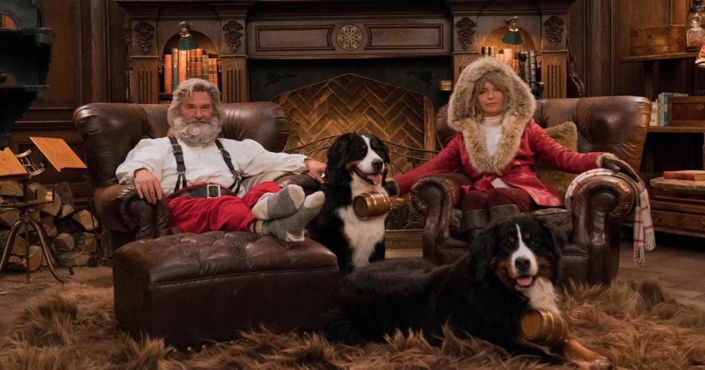 Christmas Chronicles Beeld rv