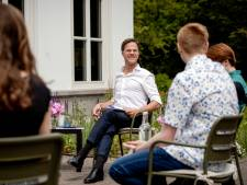 Mark Rutte feliciteert geslaagde scholieren tijdens online End Of Exams Party