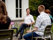 Mark Rutte feliciteert geslaagde scholieren tijdens online End Of Exams Party