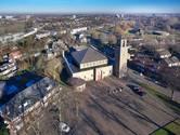 Bijna zeventig bezwaarmakers tegen trampolines in San Salvatorkerk Den Bosch: 'Dit hoort en past hier gewoon niet'