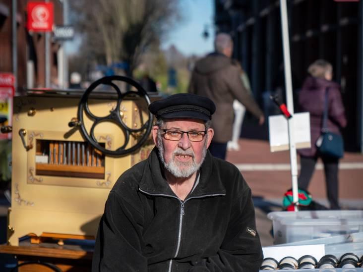 Teckel Felix is opgegroeid met het orgel van Jan