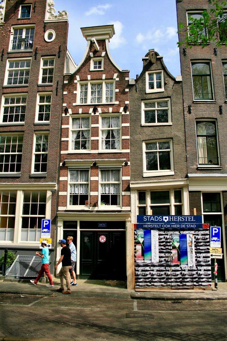 null Beeld Stadsherstel Amsterdam