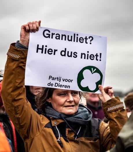 Minister: granuliet in Alphen is helemaal niet 1000 keer gevaarlijker dan gedacht