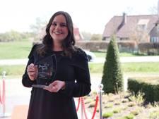 Schoonheidsspecialiste Romee uit Haaksbergen is beste nieuwkomer: mooie prijs in vervelend jaar