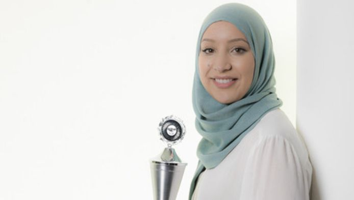 De 26-jarige Nora el Abdouni uit Veenendaal