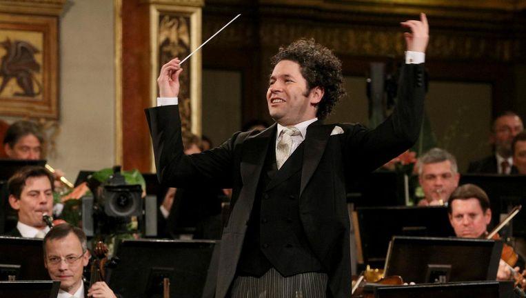 Gustavo Dudamel. Beeld