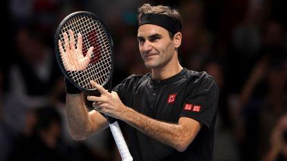 'Gouden' afscheid voor Federer in Tokio?