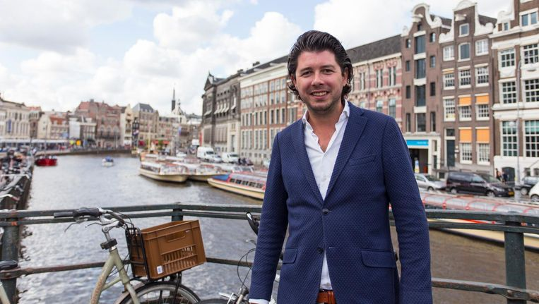 Ruud Stelder van Lightspeed: 'In Nederland moeten we onze positie versterken. Daarvoor is het belangrijk om te groeien.' Beeld Lightspeed
