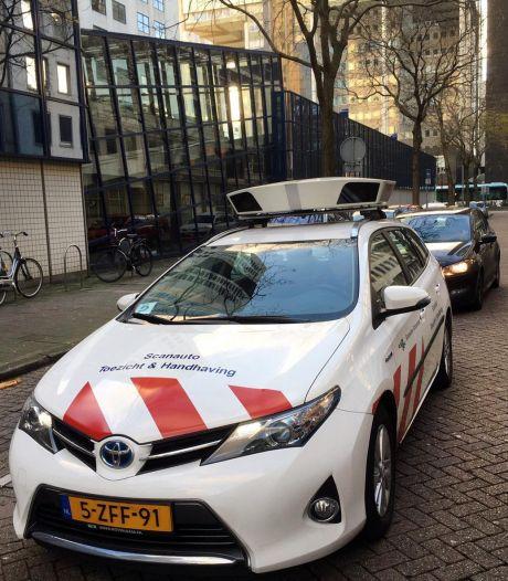 Gemeente Rotterdam controleert vanaf nu nog makkelijker op betaald parkeren