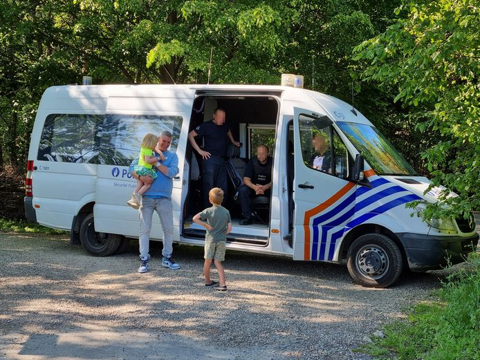 Ook zondag werd er in de buurt van Dilsen-Stokkem gezocht naar Conings.
