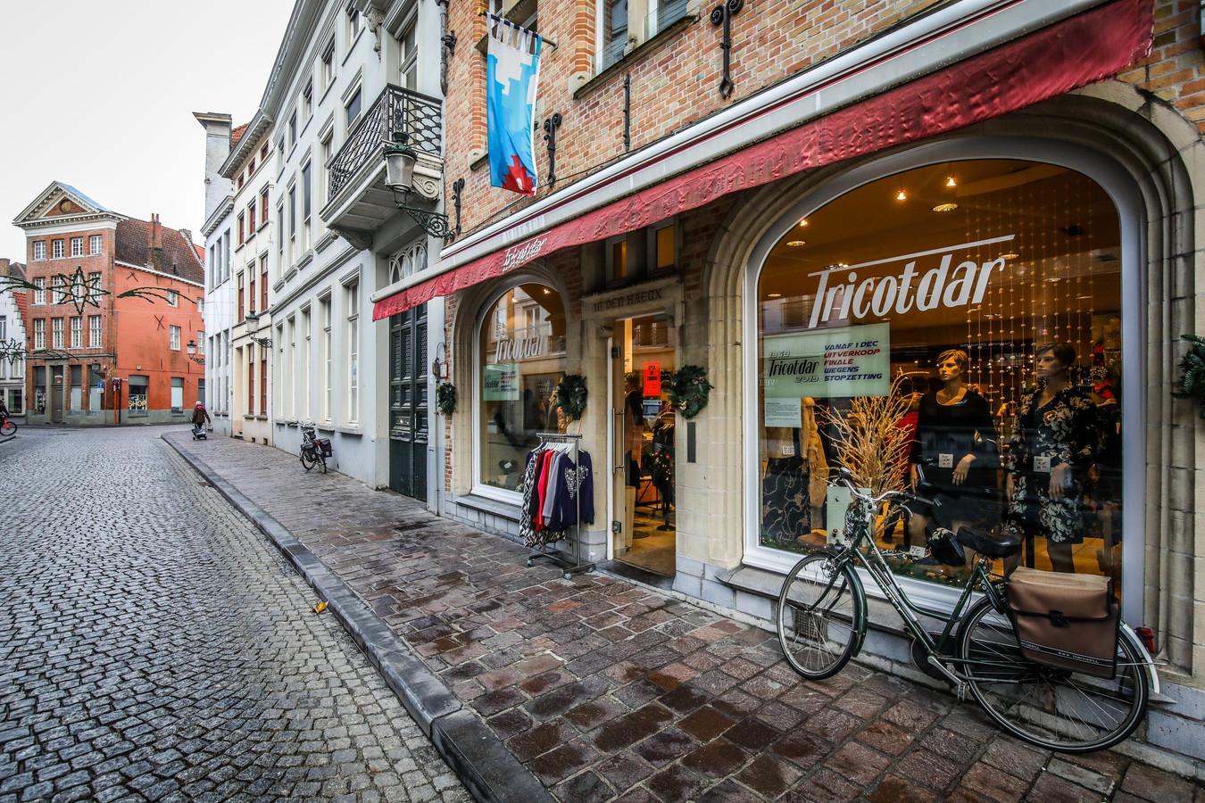 Tricotdar is een bekende naam in de Hoogstraat.