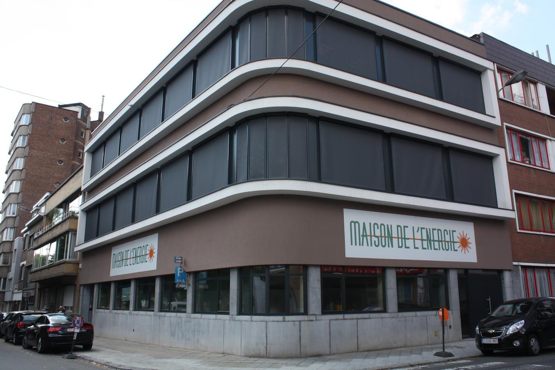 La Maison de l'Énergie à Charleroi