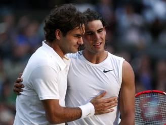 """Wimbledon krijgt elf jaar na beste grandslamfinale ooit nieuw titanenduel: """"We staan er nog altijd"""""""