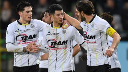 Sporting Lokeren ademt weer na overwinning tegen Virton