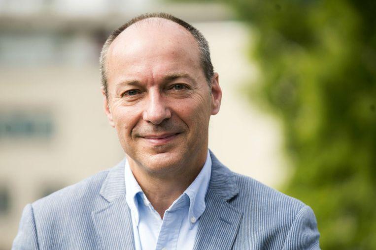 Philippe Schoonejans. Beeld rv