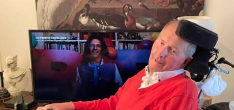Veldhovenaar Jan van Hoof meest positieve persoon van Brabant: 'We zijn supertrots'