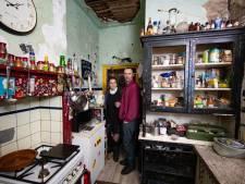 December in sloopvilla Kampen: 'het huis staat er nog omdat wij er wonen'