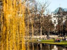 Vroege lente in Amsterdam, warmste 21 februari ooit