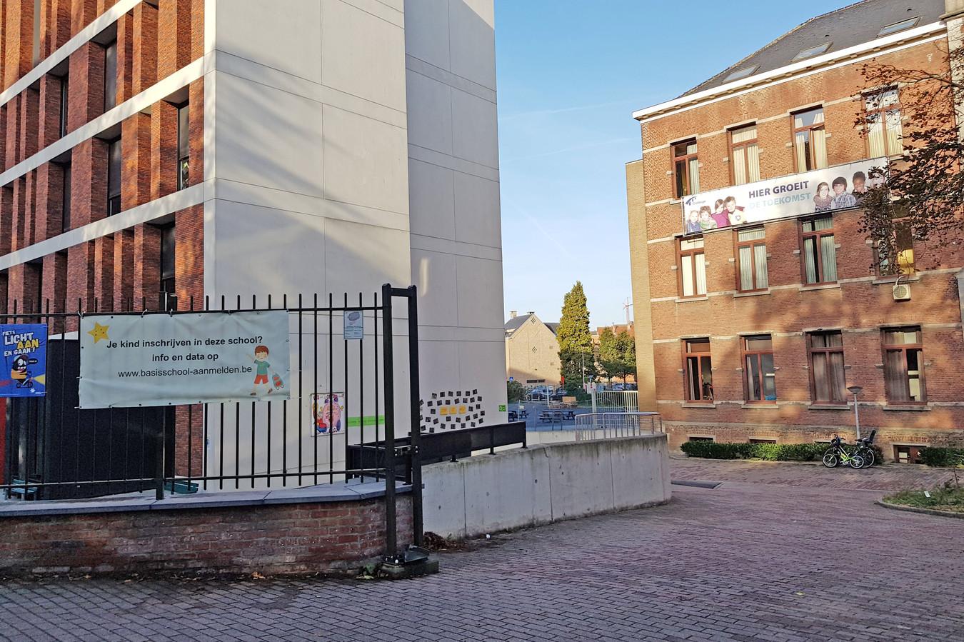 In het Heilig Hart&College langs de Parklaan in Halle vindt vanavond een debat plaats.