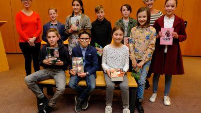Junior Journalisten vallen in de prijzen