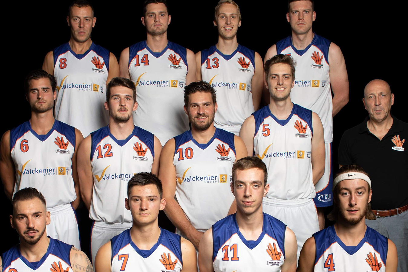 Asse-Ternat is samen met Tienen de hoogst spelende Vlaams-Brabantse club in landelijke.