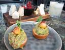 Avocado toast in Herbārijs