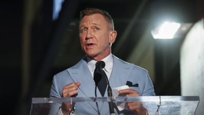 """Daniel Craig heeft advies voor de volgende James Bond: """"Don't be shit"""""""