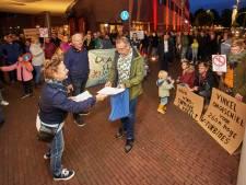 Protest uit Vinkel in Bernheze: 'Zúlke grote windturbines in zo'n klein dorpje, dat kán toch niet'