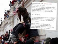 Bientôt une nouvelle attaque au Capitole? Les inquiétants messages de la base pro-Trump