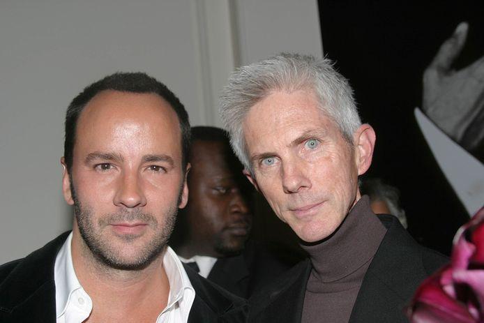 Tom Ford en Richard Buckley