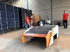 Delfts team houdt hoop op zonnerace in zomer: 'We weten nog niet hoe we ons team in Amerika krijgen'
