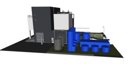 Stank en uitstoot stikstof en fosfaat te lijf met extra gebouwen bij rioolwaterzuivering