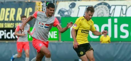 FC Eindhoven verliest tegen Roda JC ook tweede oefenduel
