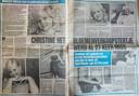 Het artikel van journalist Jef Nijs in het Zondagsblad