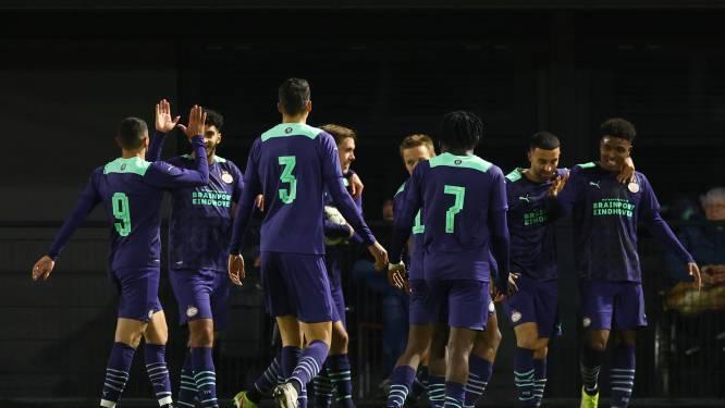 Dante Sealy straalt bij Jong PSV en verteert de stap van Dallas naar Eindhoven goed