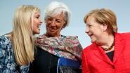 Wat heeft Ivanka Trump méér te zeggen dan een koningin, staatshoofd en IMF-topvrouw?