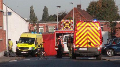 Meisje op fiets om het leven gekomen bij ongeval met vrachtwagen in Zwevegem