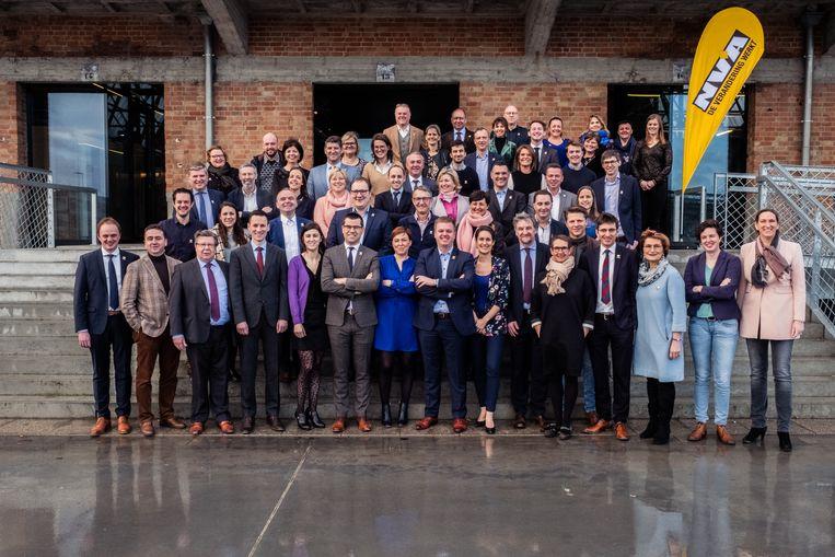 N-VA West-Vlaanderen is klaar voor de verkiezingen van 26 mei.