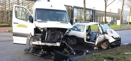 Gewonde bij ernstig ongeluk in Geldermalsen