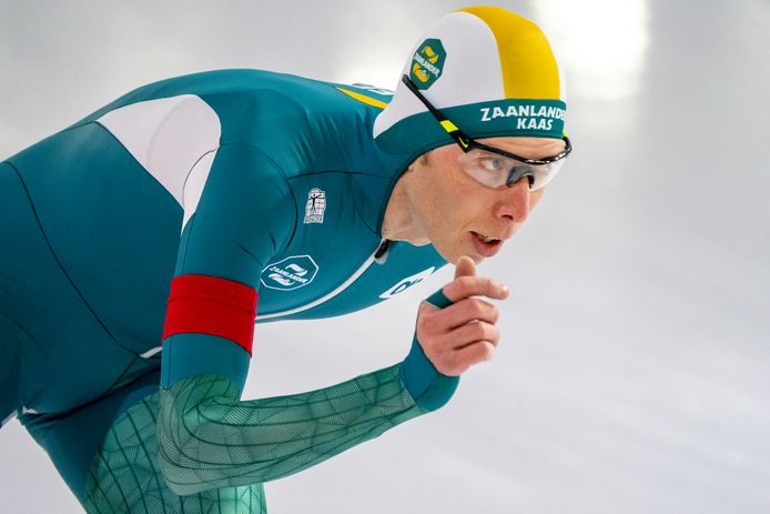 Jorrit Bergsma is een van de kansmakers op de Mass start.