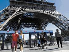 Parijse raad stemt in met muur kogelwerend glas rond Eiffeltoren