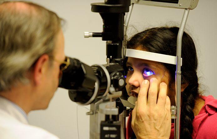Het Albert Schweitzer ziekenhuis besteedt de hele week aandacht aan oogkwalen tijdens themabijeenkomsten.