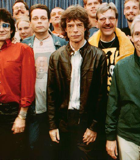 Keith Richards grapte naar superfan Sjaak: 'Jij bent onze zanger'