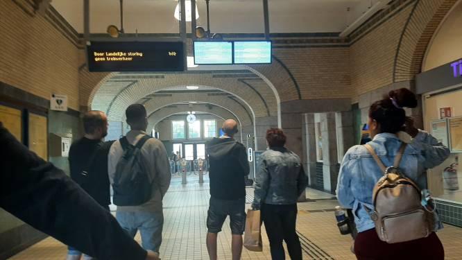 Nieuws gemist? Drukte op treinstations na landelijke storing en Robin had engeltje op zijn schouder. Dit en meer in jouw overzicht