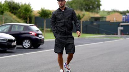 Statement: Eden Hazard zakt (even) af naar de Rode Duivels in een Peugeot