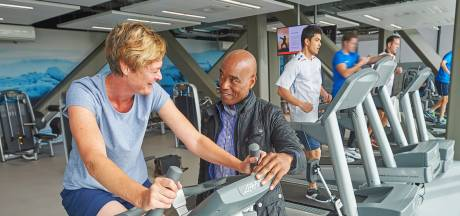 Sporten op het werk: 'Collega's enthousiasmeren elkaar'