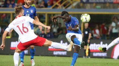 FT buitenland. Gareth Bale onderstreept zijn bloedvorm met deze schicht - Sané verlaat Duitse selectie - Italië en Polen delen de punten in Nations League