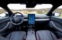 Een groot scherm en een 'soundbar' op je dashboard: de Ford Mustang Mach-E